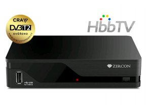 Zircon AIR T2 HbbTV