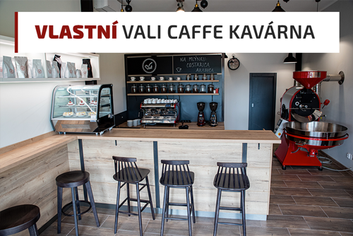 vali caffe kavárna