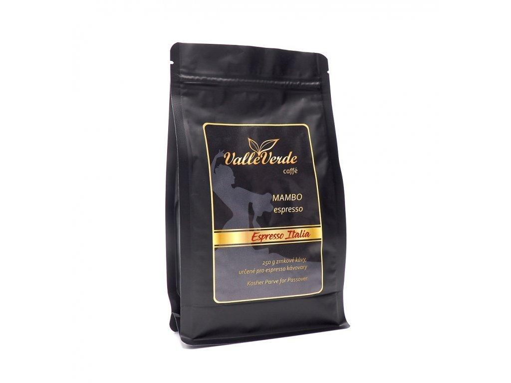 Valle Verde Espresso Italia 250 g zrnková káva