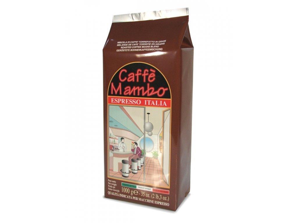 Mambo Caffé Espresso Italia 1 kg zrnková káva