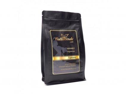 Valle Verde Supreme 250 g zrnková káva