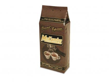 Mokambo Grand Espresso 1kg zrnková káva