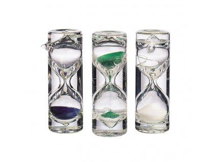 Přesýpací hodiny skleněné