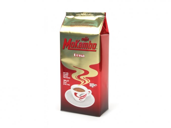 Mokambo Caffé Rossa 1kg zrnková káva