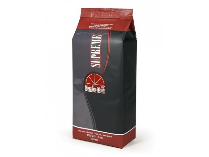 Mambo Caffé Supreme 1kg zrnková káva