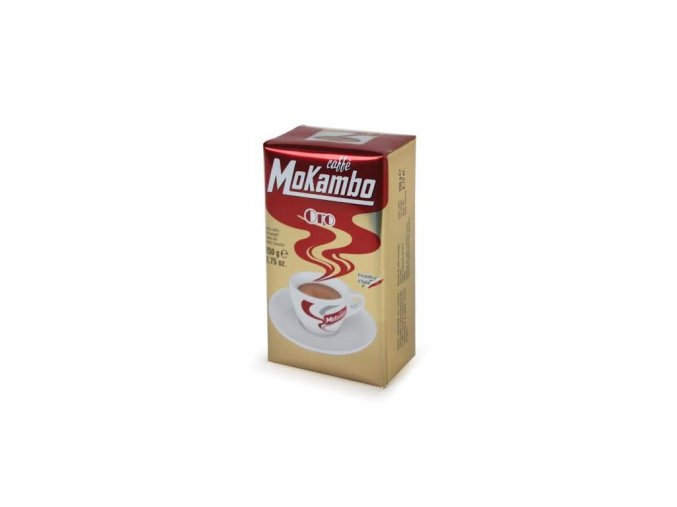Mokambo Oro 250 g mletá káva
