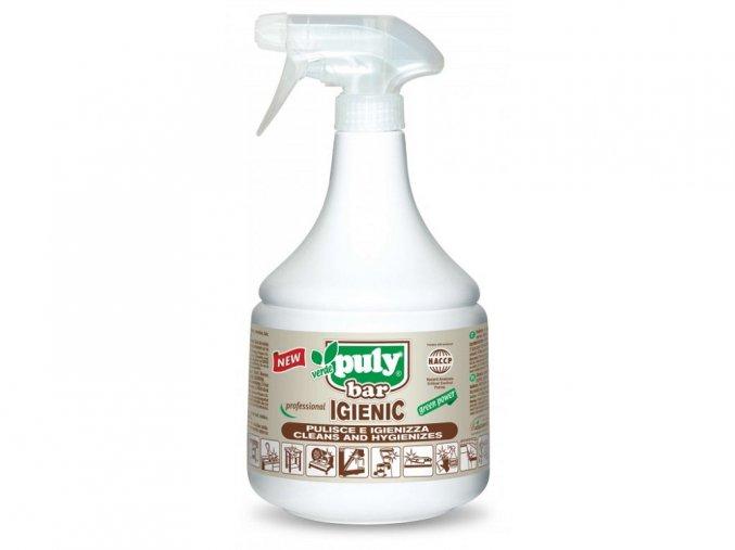 Puly Bar Igienic čistič povrchů sprej 1000 ml