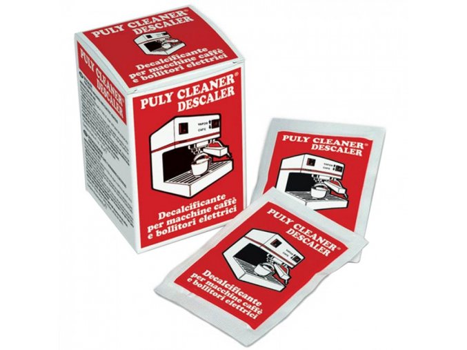 9V2 puly cleaner descaler