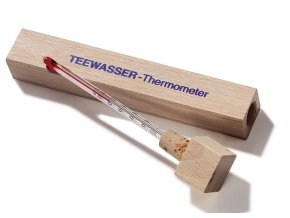 41210 Čajový teploměr dřevěný