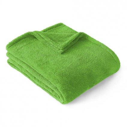 Deka SOFT zelená