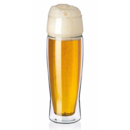 Sklenice na pivo 2ks