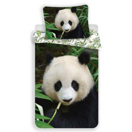 povlečení Panda 02