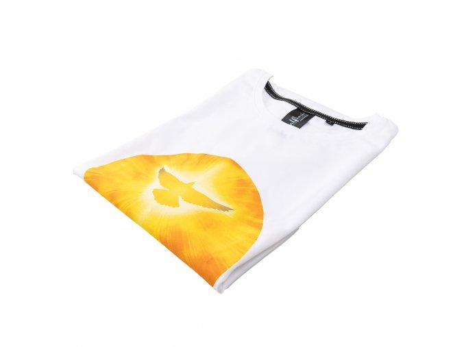Tričko s elastanem Malfini exclusive bez nápisu - ženy