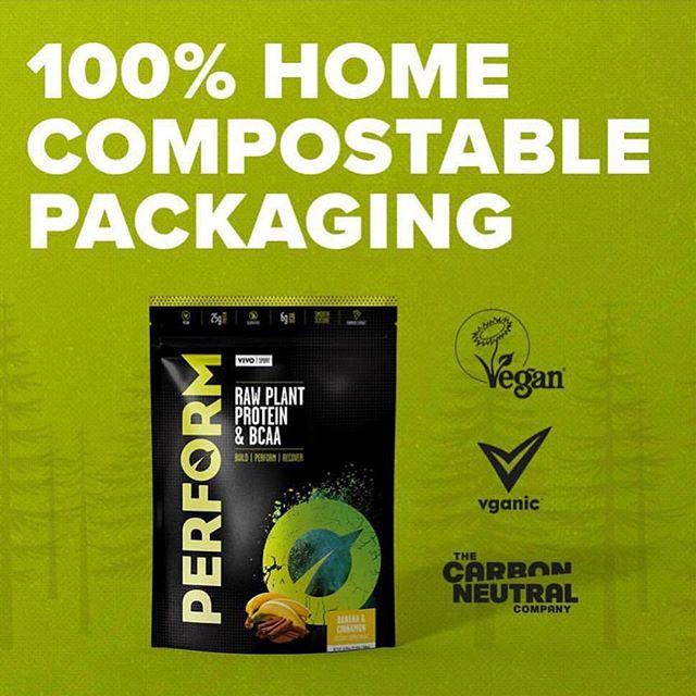 100% kompostovatelné obaly