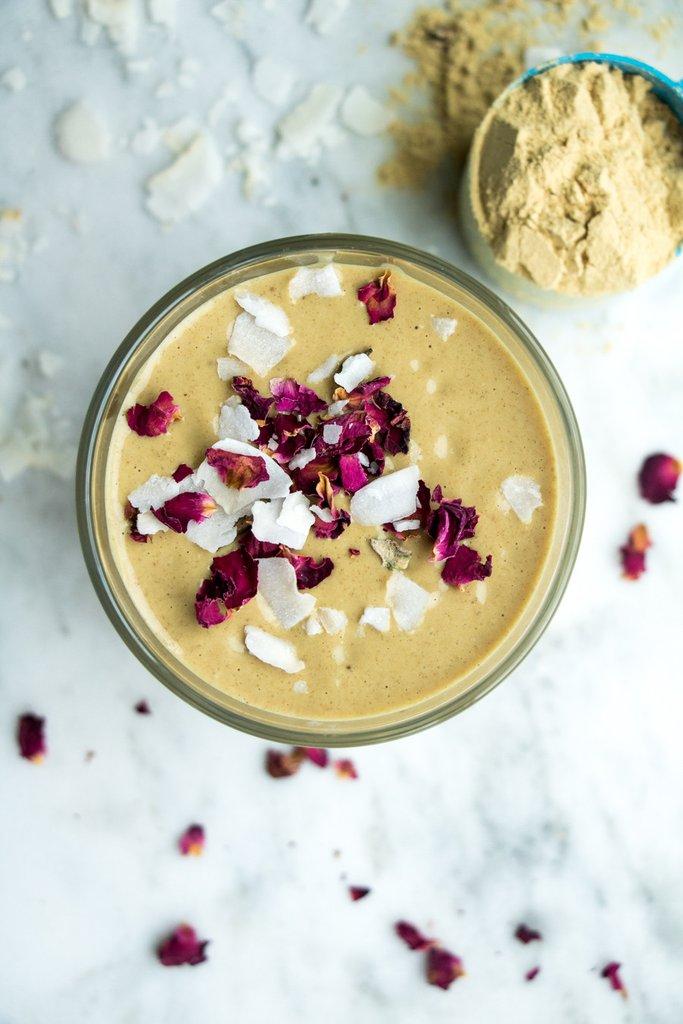 Shake slaný karamel – ideální svačina po cvičení