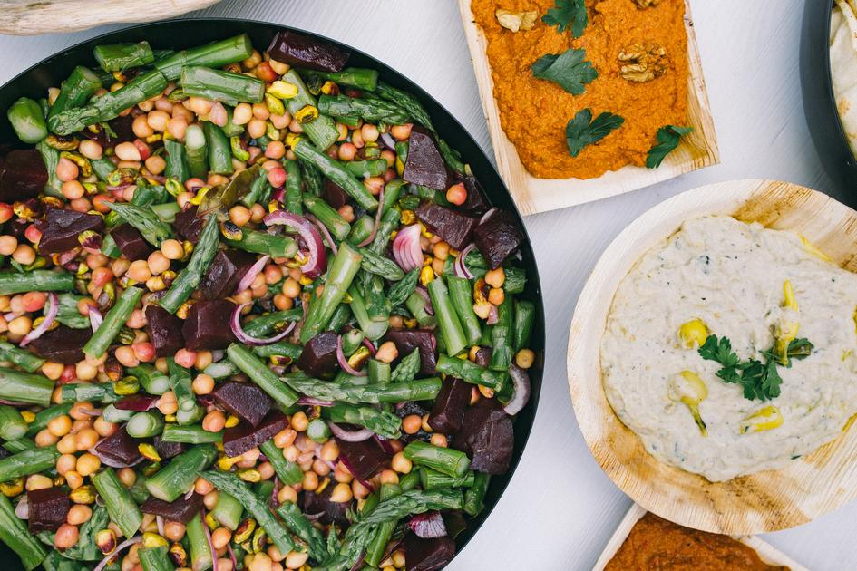Mít dostatek bílkovin na veganské stravě je snadné