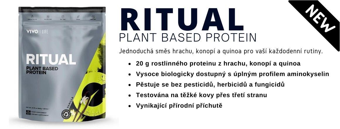 Novinka - Ritual Protein