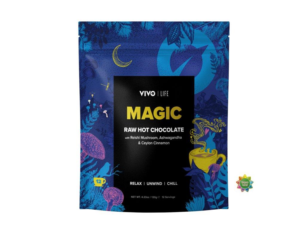 Magic Raw Chocolate Mockup 1