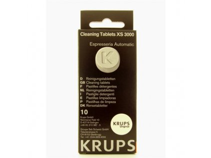 cistici tablety pro espressa krups xs300010