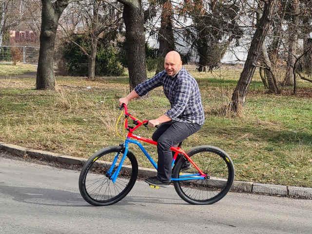 Městské BMX pro dospělé: kolo od GT připomíná mládí