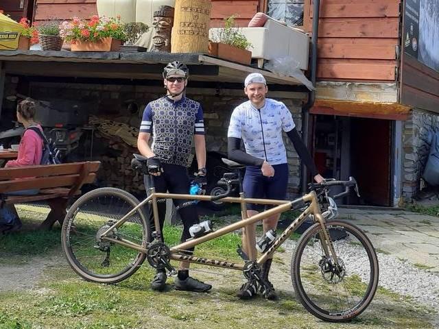 Jakub Vlček – Everesting Černá hora