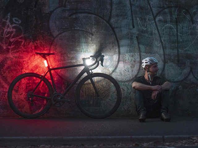 Světlo na kolo KNOG, bezpečnost na kole se opět o kousek posunula