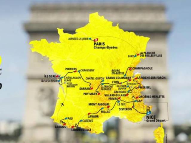 Tour de France 2020 startuje od Café du Cycliste