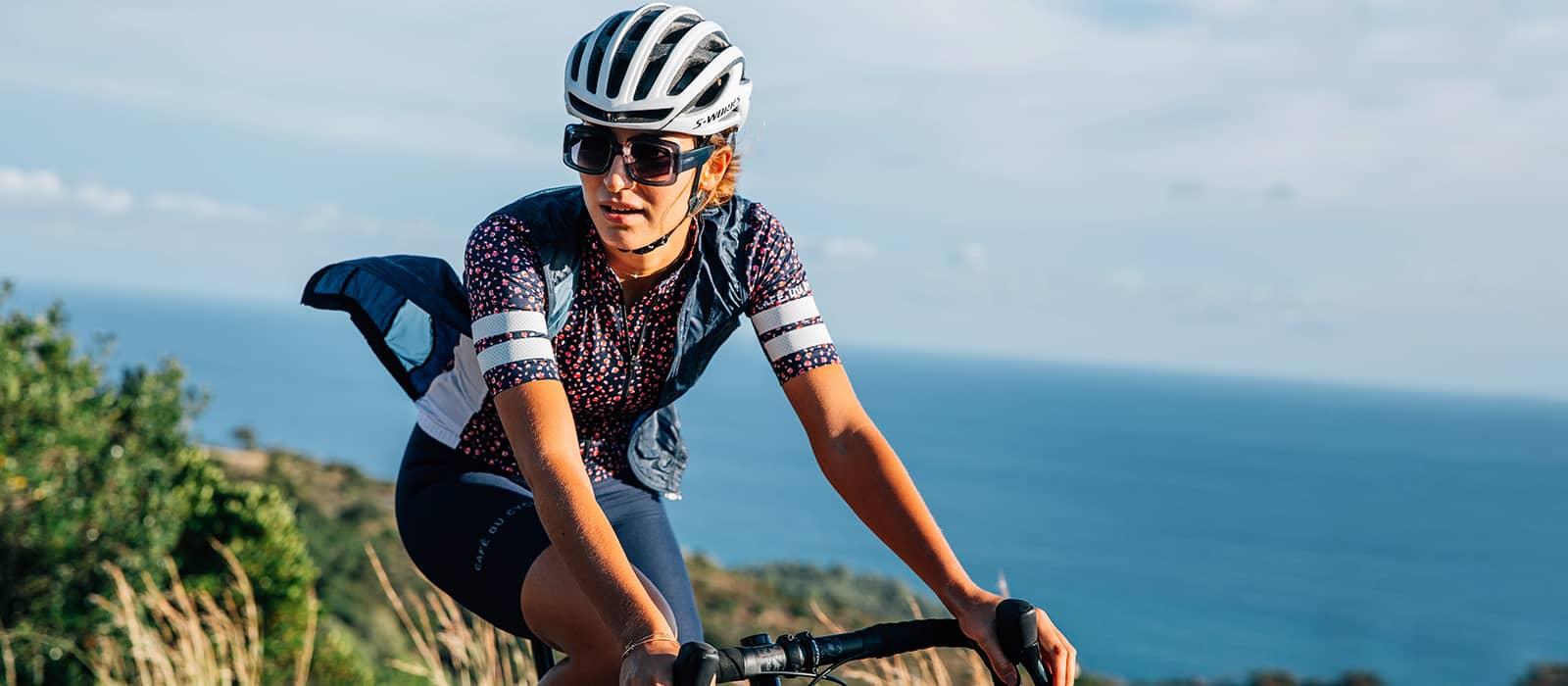 Cyklo dres cafe du cycliste