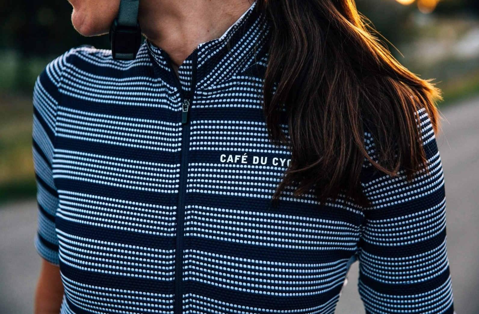 cyklistický dres pansky cafe du cycliste