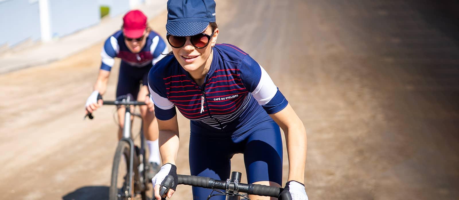 damsky cyklodres melina cafe du cycliste