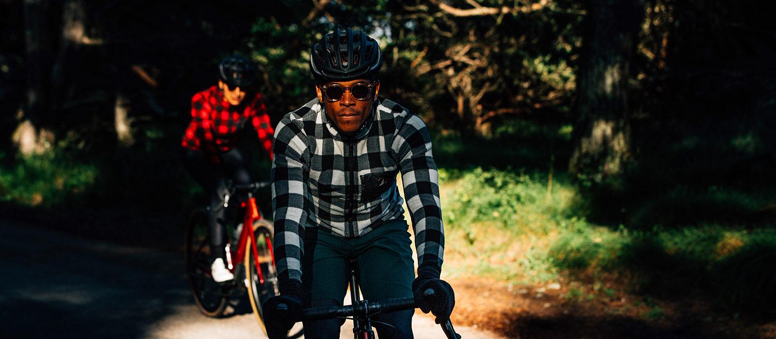 Gravel cyklodres SOLANGE Café du Cycliste