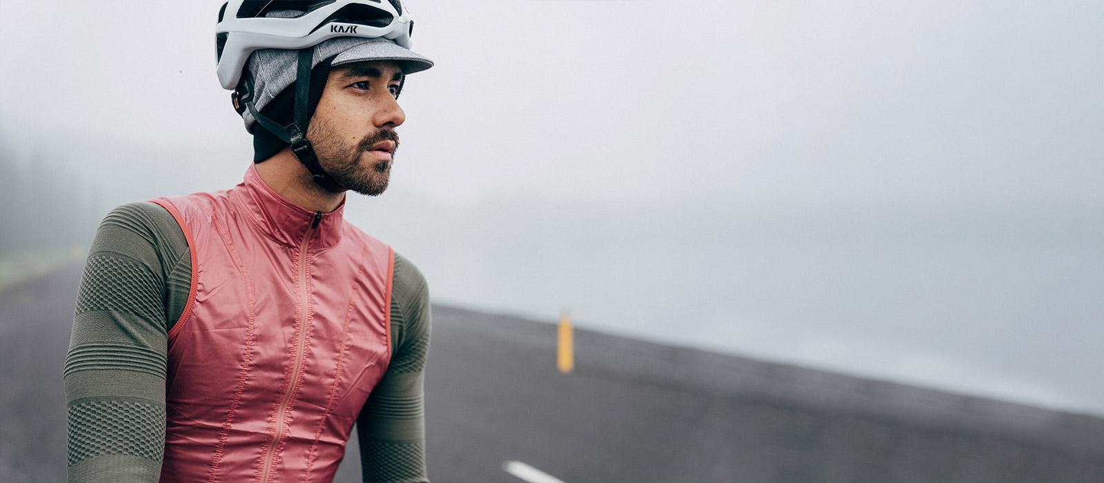 Cyklistická vesta PETRA Café du Cycliste