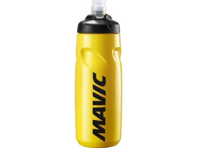 19 MAVIC Cyklistická láhev na kolo 0,75L YELLOW MAVIC 398139