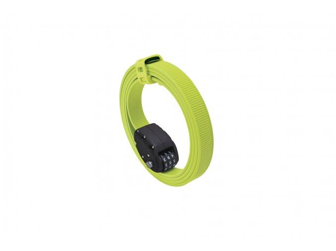 Cyklo zámek - nepřekonatelný zámek na kolo OTTOLOCK zelený 46cm