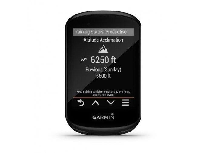 Cyklo navigace na kolo Garmin Edge 830 Sensor Bundle - moderní cyklistický počítač
