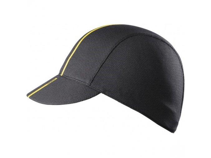 Cyklistická čapka - ROADIE černá