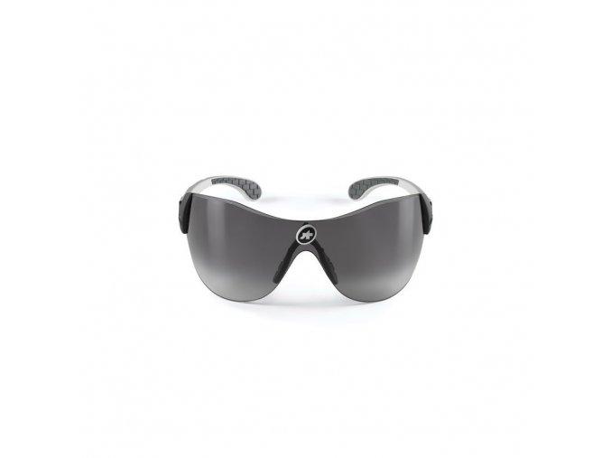 ASSOS cyklistické brýle na kolo ZEGHO G2 Interceptor Black