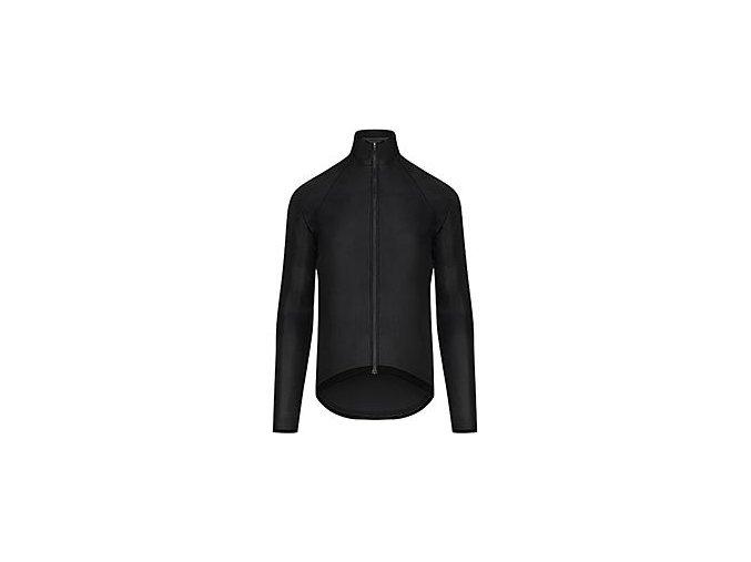 CAFÉ DU CYCLISTE -  Cyklistická bunda proti větru na kolo DOROTHEE černá