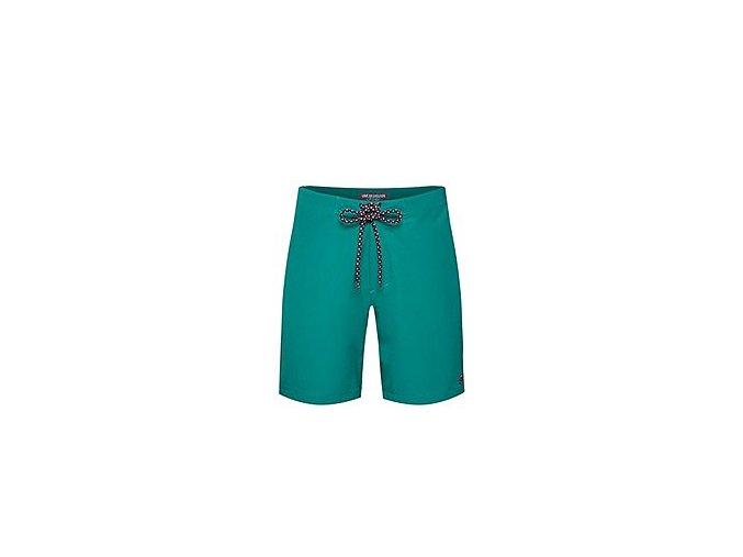 Plavky AMANDINE - světle zelená
