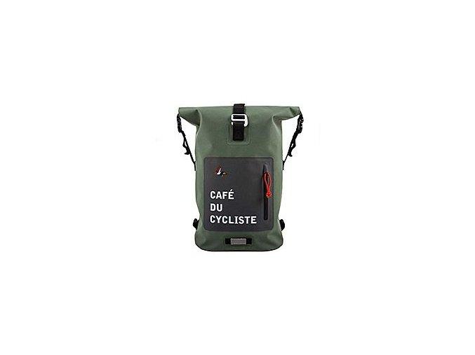 Cyklistický voděodolný batoh - zelenámen cycling accessories backpack bis[1]