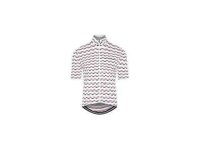 Cyklodres FRANCINE - Bastille Editionmen cycling jersey francine bastille[1]