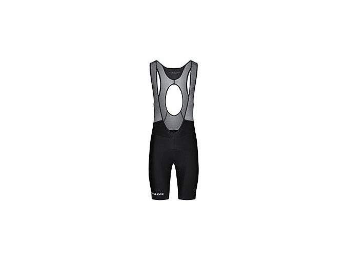 Super lehké cyklo kraťasy AUGUSTINE - černámen cycling bibshort augustine black[1]