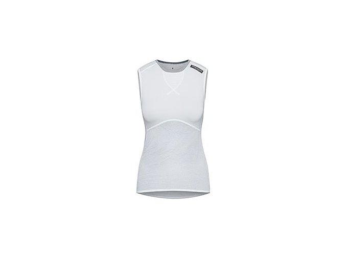 women cycling baselayer sleeveless cecilia white 2[1]