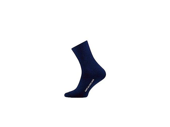 Cyklistické ponožky - Merino/Wool DOWNY námořní modráCyklistické ponožky - Merino/Wool DOWNY námořní modrásocks arriere pays downie navy 230920 230920a[1]