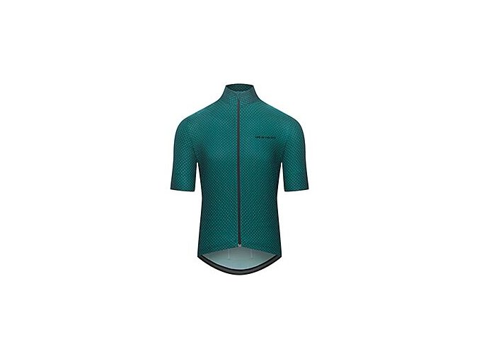 Cyklo dres FLEURETTE - zelenámen cycling fleurette infinite green[1]
