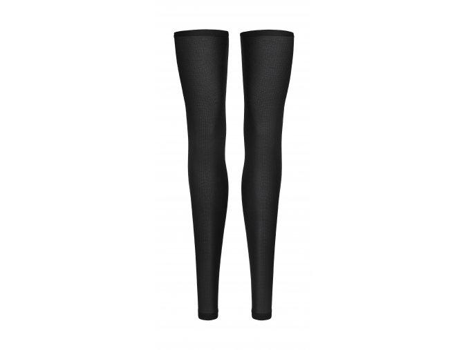 CAFÉ DU CYCLISTE - cyklistické návleky na nohy - LEG LOLA černá