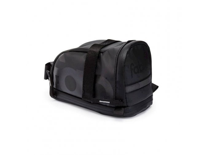 2019 FABRIC cyklo brašna na kolo pod sedlo CONTAIN SADDLE BAG BLACK LG (FP1108U10LG)