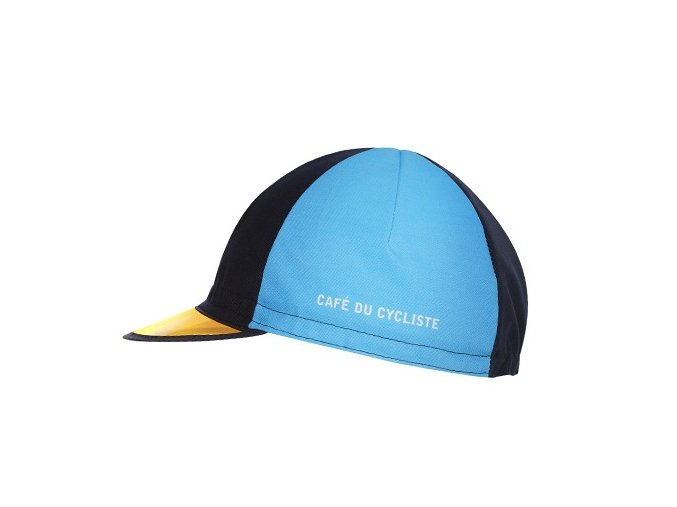 CAFÉ DU CYCLISTE Čepice CYCLING CAP POKER námořní modrá