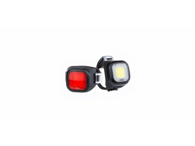 KNOG - světlo na kolo Blikačka Blinder Mini Chippy Sada Twinpack (11965)