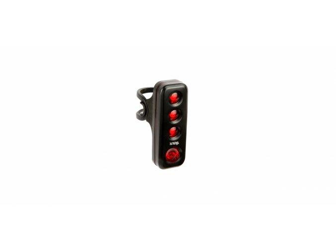 KNOG - zadní světlo na kolo blikačka Blinder Road R70 černá (11756)
